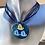 Thumbnail: Sailing Ships Necklace