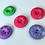 Thumbnail: Large Round Flower Buttons