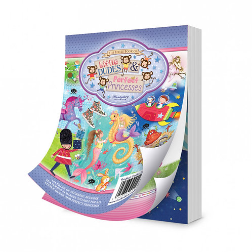 The Little Book of Little Dudes & Perfect Princesses