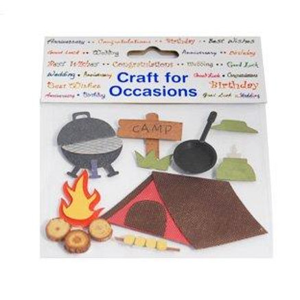 Craft for Occasions - Camping