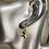 Thumbnail: Golden Years Dino Earrings