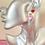 Thumbnail: Magical Creatures - Unicorn Heart Earrings
