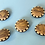 Thumbnail: Retro Style Brown Buttons