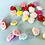 Thumbnail: Small Colourful Paw Buttons