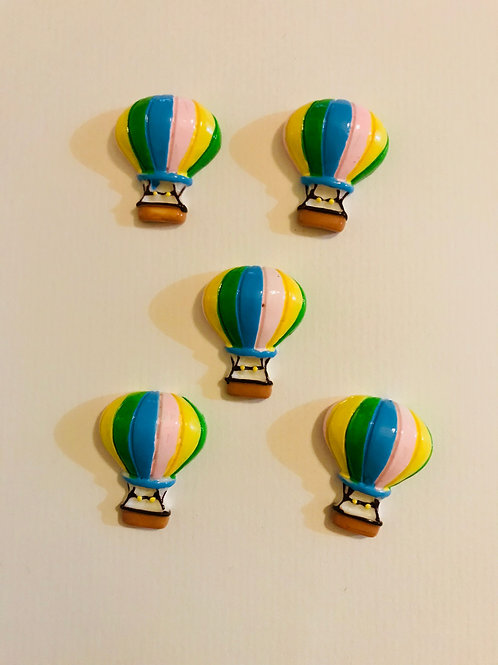 Hot Air Balloon Embellishments
