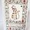 Thumbnail: Festive Felines Christmas Cards (4pk)