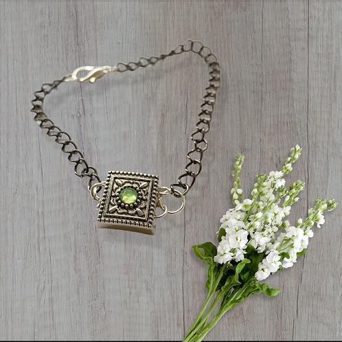 Ornate Square bracelet