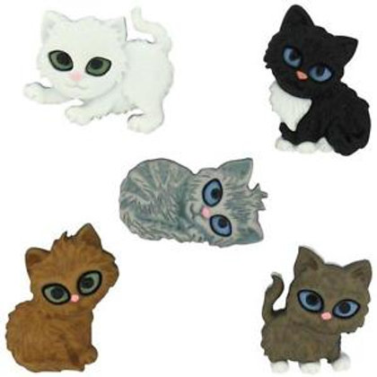 Dress It Up buttons - Kitten Kaboodle