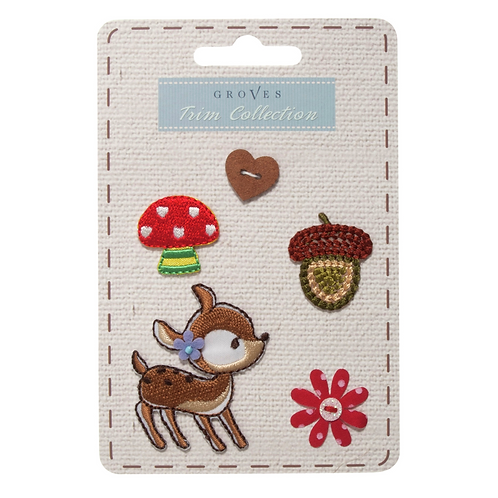 Groves - Woodland Collection -Deer