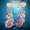 Thumbnail: Seahorse Unicorn Earrings