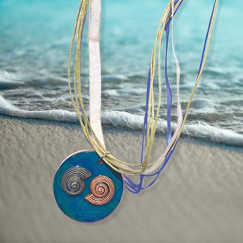 Balance Shells Necklace