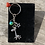 Thumbnail: Giraffe Keyring
