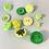 Thumbnail: Assortment of Green Buttons
