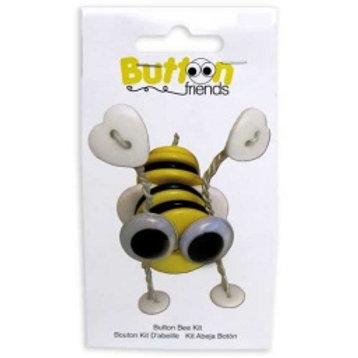 Button Friends Bee Kit