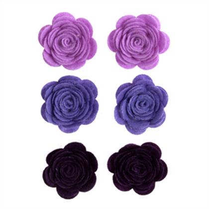 Trimits - Purple Roses