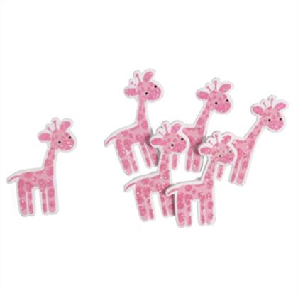 Trimits - Baby Giraffes (Pink)