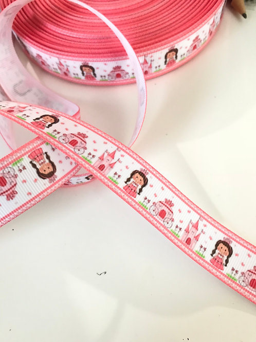 Princess Grosgrain Ribbon (by the metre)
