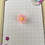 Thumbnail: Pale Pink Dainty Daisy - Pin Badge