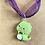 Thumbnail: Baby Green Dragon Necklace