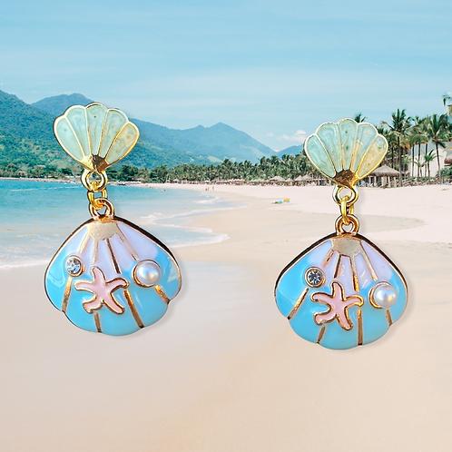 Under The Sea Earrings