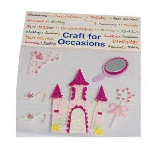 Fairy tale Castle Embellishments