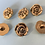 Thumbnail: Vintage Style Gold Rose Buttons