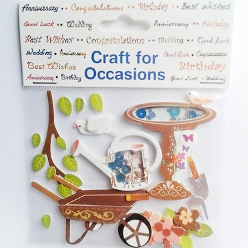 Craft for Occasions - Outdoors