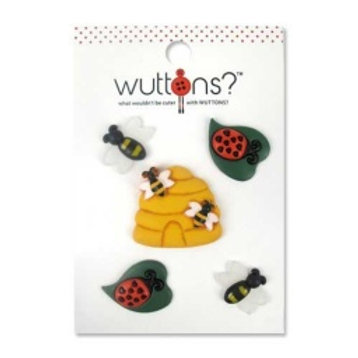 Wuttons Bugs Buttons