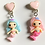 Thumbnail: Mismatch Mermaids Earrings