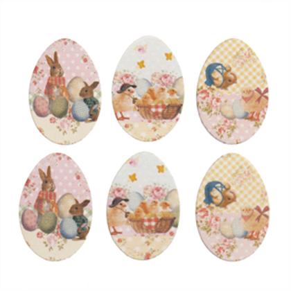 Trimits - Easter Eggs