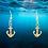 Thumbnail: Anchor Earrings