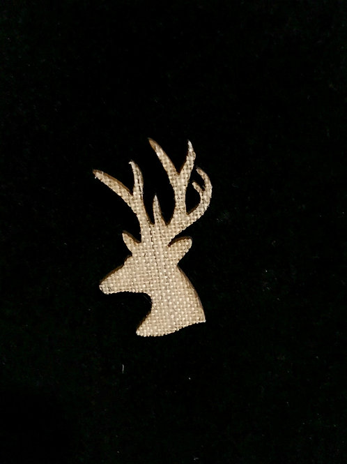 Stag - Pin Badge