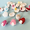 Thumbnail: Heart and Flower Buttons