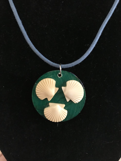 Beside the Sea - Seashells Necklace