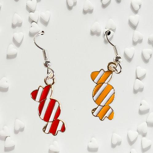 Candy Stripe - Sweet Earrings