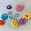 Thumbnail: Assorted Flower Buttons