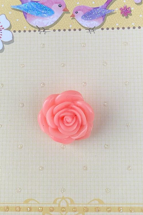 Rose Bloom - Pin Badge