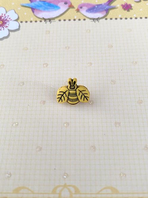 Tiny Bee - Pin Badge