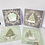 Thumbnail: Winter Wonderland Swans & Trees Christmas Cards - Pack of 4