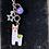 Thumbnail: Llama Love Keyring