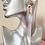 Thumbnail: Slasher - Bloody Cleaver Earrings - Horror Lover