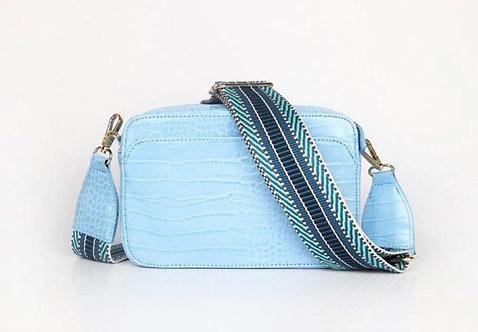 CRAZY Lou , sac Lécita, light blue