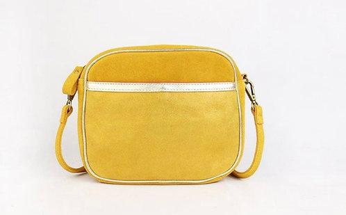 CRAZY LOU, Ava glitter power, jaune