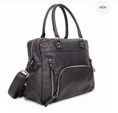 NAT & NIN, sac Mini Macy, noir