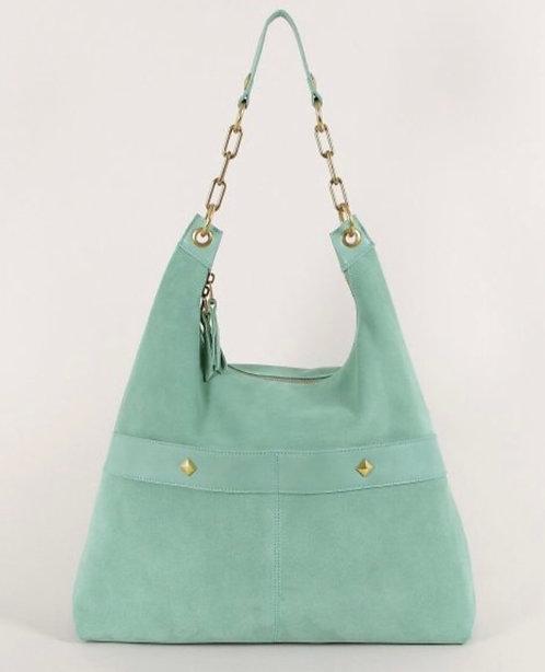 SABRINA paris, sac Diane, vert d'eau