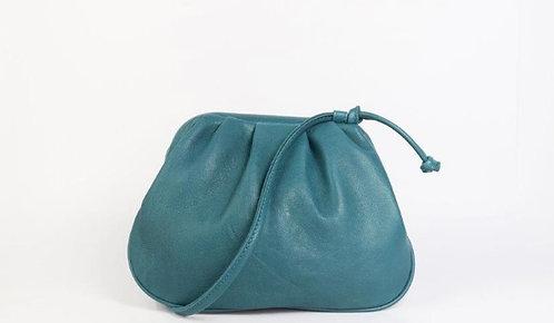 CRAZY LOU, mini sac Dita, bleu