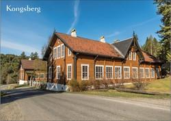 A6-postkort Sakkerhusene - Vare nr