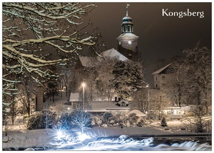 A6 - Kongsberg kirke