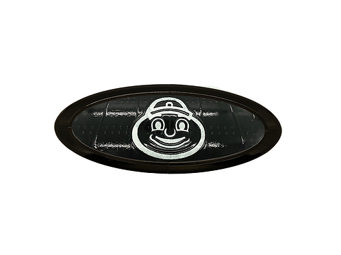 Mascot 3D Overlay Emblem Ford Oval F150 Emblem