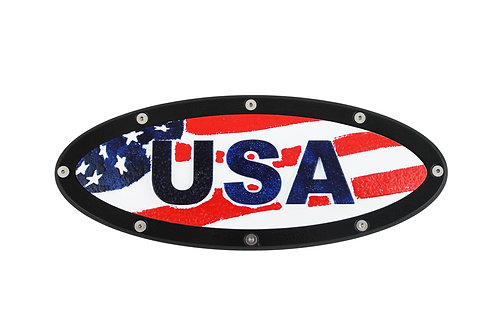 USA Emblem Elite Series Ford Oval F150 2015 to 2020